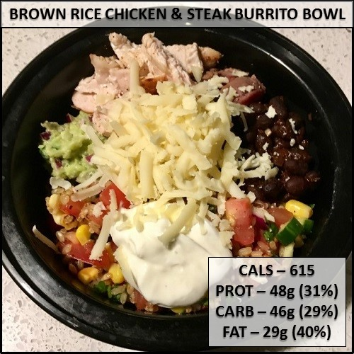 best burrito, burrito, burrito bowl, high protein meal, healthy meal, mexican food, best mexican food, tex-mex