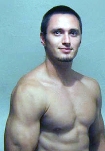 personal trainer toronto, eric astrauskas, in home  personal training