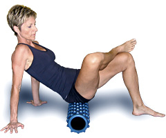 home personal trainer in toronto, foam roller exercises, rumble roller