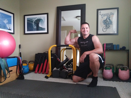 online training, home personal training, personal trainer toronto, eric astrauskas