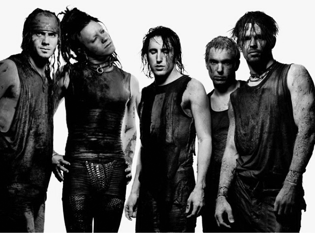 nine inch nails, nin