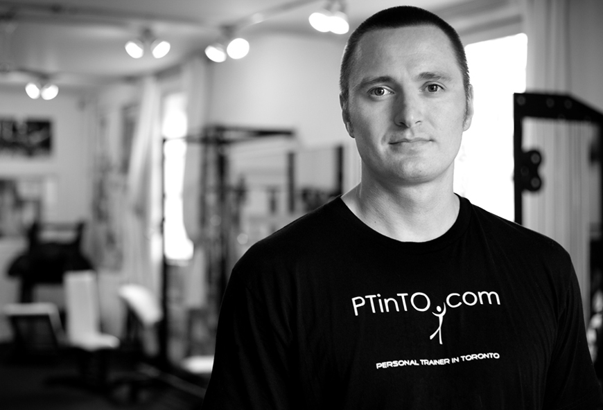 personal trainer in toronto, eric astrauskas, in home personal and studio personal training