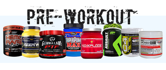 pre-workout supplement, preworkout, supplement