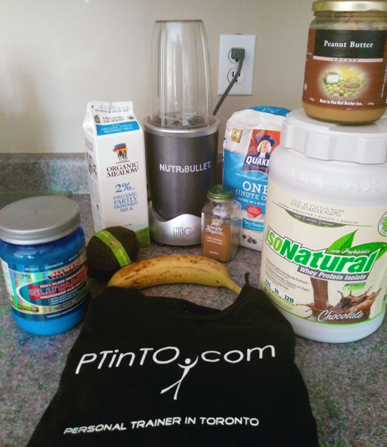 protein smoothie, allmax nutrition