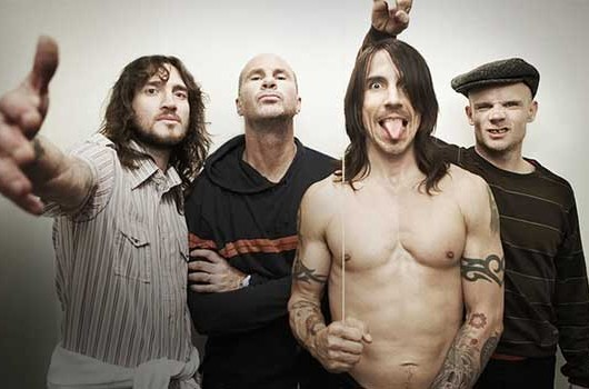 red hot chilli peppers, rhcp